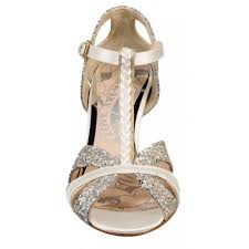 art wear art ivory scarlett wedding sandals