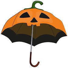 Clip Umbrella Halloween Pumpkin Umbrella Png Clip Art Image Gallery