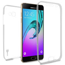 clear samsung galaxy a7 2017 a720 tpu case wrapguard series