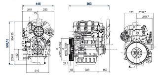 motore lombardini diesel ldw 1603