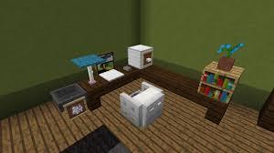 comment faire une chambre minecraft comment faire un bureau de chambre minecraft