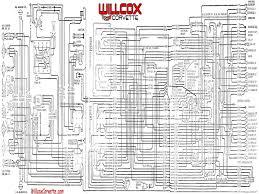 1982 corvette wiring schematic wiring diagram byblank