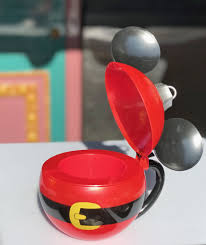 disneyland mickey mouse ornament stein popsugar food