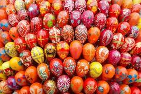 cheap easter eggs behold ukrainian easter inedible eggs the salt
