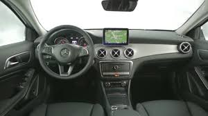 mercedes benz jeep matte black interior the new mercedes benz gla 2017 interior design youtube