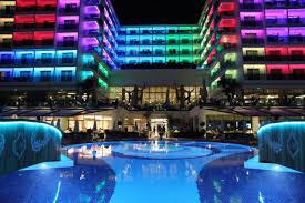Azura Azura Deluxe Resort U0026 Spa Hotel Avsallar Turkey Youtube