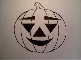 how to draw doodle faces how to draw a pumpkin o lanern