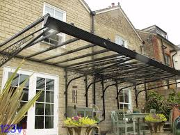 soak up the sun beneath a luxury glass canopy this summer canopy