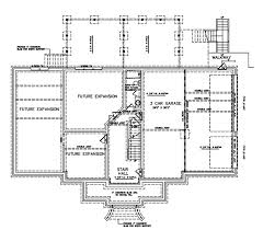 House Plans With Future Expansion Exclusive Plan 3 822 Square Feet 5 Bedrooms 4 5 Bathrooms