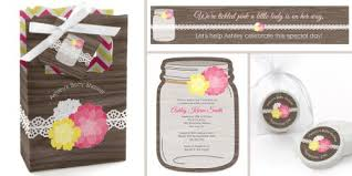 rustic floral baby shower theme bigdotofhappiness com