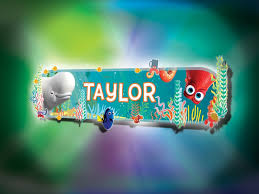 make your own light up sign uncle milton s toys in my room disney pixar finding dory my sign