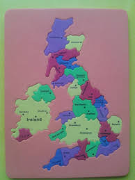 Blank Map Of Scotland Worksheet by Geography The British Isles The Resources Of Islamic Homeschool