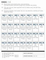 at home workout plans for women 2 week at home workout plan inspirational 20 minute dumbbell workout