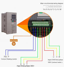 50hz to 60hz 4kw 5hp frequency inverter for solar water pump buy
