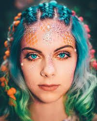 15 ways glitter can transform your halloween makeup videos