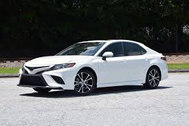 2018 toyota camry se test drive review autonation drive