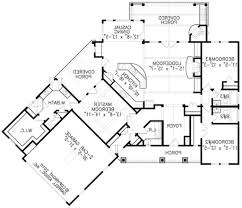 house plans with detached garage in back uncategorized home plan with detached garage rare in elegant