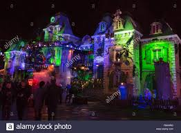 uk 19 november 2015 a haunted mansion hyde park winter