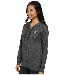 vans interness zip hoodie in black lyst