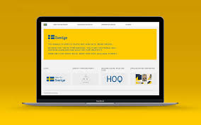 Sweden Flag Image Knowing Me Knowing You Introducing Brand Sweden