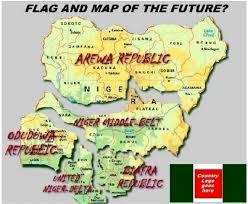 Biafra Flag Biafra Geocurrents