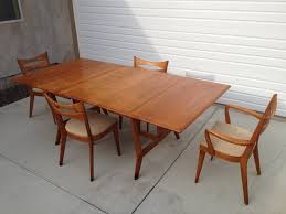 furniture mid century dining chairs heywood wakefield and wood