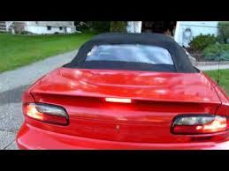 1995 chevy camaro convertible 1995 camaro z 28 convertible