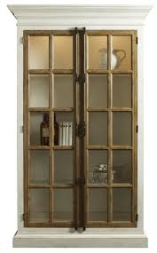 curio cabinet w 8 wood framed glass shelves by fine furniture