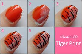 easy nail art tutorial for beginners u2013 inspiring nail art designs