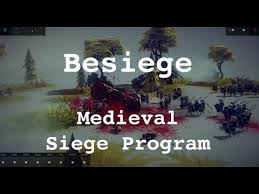 siege program besiege siege program