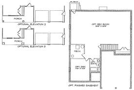 floor plans barry andrews homes tavernier