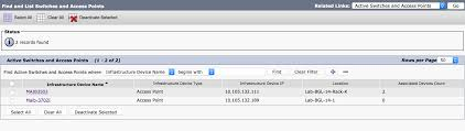 configure wireless endpoint tracking feature on ucm 11 5 cisco