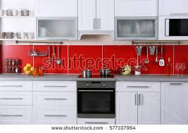 modern kitchen interior modern kitchen interior stock images royalty free images