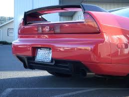 Acura Nsx 1991 Specs Typer 2nr 1991 Acura Nsxsport Coupe 2d Specs Photos Modification