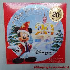 disney dreamer disneyland paris cd collection