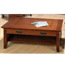mission style living room tables living room furniture mission craftsman attractive coffee table 2