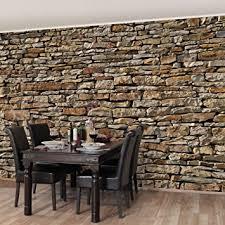 steinwand wohnzimmer baumarkt fototapete steintapete amerikanische steinwand vliestapete