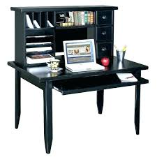 Home Office Furniture Walmart Black Computer Desk Walmart Estate With Hutch By Corner For Home