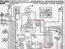 1969 camaro wiring diagram 1969 camaro wiring diagram dolgular com