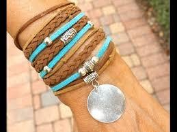 wrap bracelet tutorials images How to make a boho triple wrap bracelet step by step diy jpg