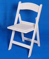 folding chair rental rent white resin folding chair with padded seat iowa city
