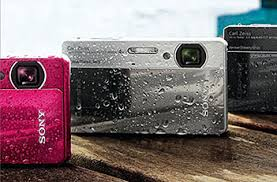Rugged Point And Shoot Camera Sony Dsc Tx5 Waterproof Point And Shoot Unearthed Slashgear
