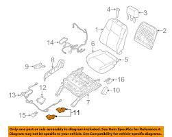 nissan murano years to avoid nissan oem 2015 murano airbag air bag srs impact sensor 988533ja0a