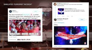 halloween memes 2017 16 moments that stole the show at ndp 2017 u2013 mothership sg