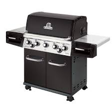 regal kitchen pro collection broil king regal 590 pro 5 burner gas grill with side burner