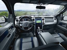 Ford F150 Truck Interior - the one with the 2013 shelby ford f 150 svt raptor worlds fastest