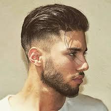 short hair over ears longer in back long curly hair men hairstyle for women man