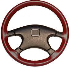corvette steering wheel cover c4 corvette 1984 1996 leather steering wheel covers two tone