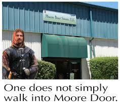 Door Meme - walk into moore door the brown tweed society