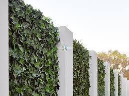 residential artificial hedges